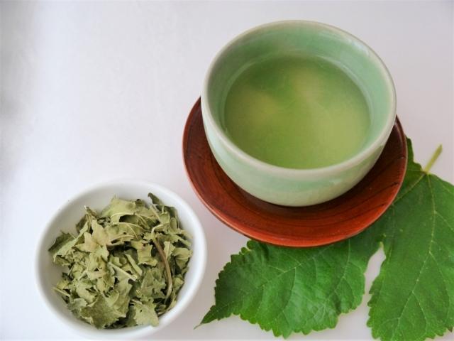 効能 葉 茶 の 桑 の